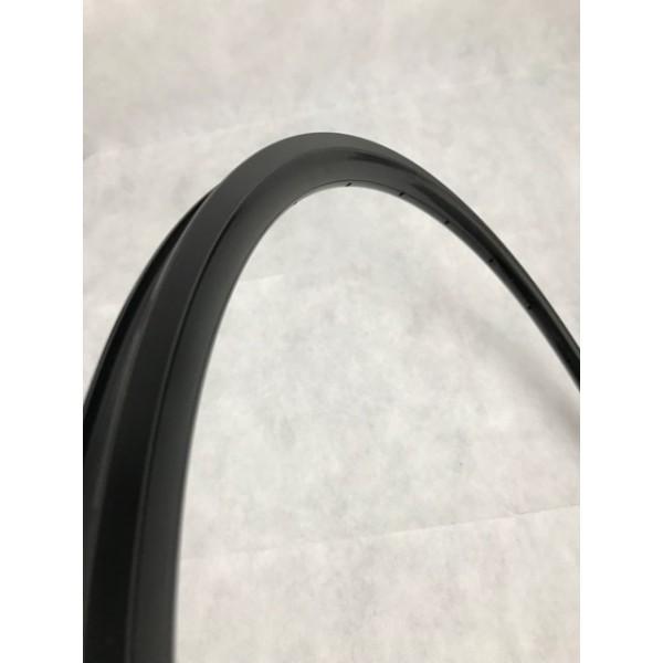 Jante Aluminium Kinlin Noire, 23mm large